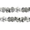 Bow Beads (Farfalle) 3.2x6.5mm Crystal Labrador Transparent